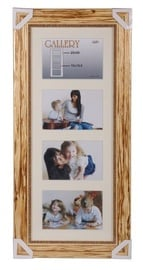 Victoria Collection Retro Gallery 20x50cm Natural Wood