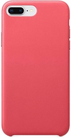Hurtel Eco Leather Back Case For Apple iPhone 7 Plus/8 Plus Pink