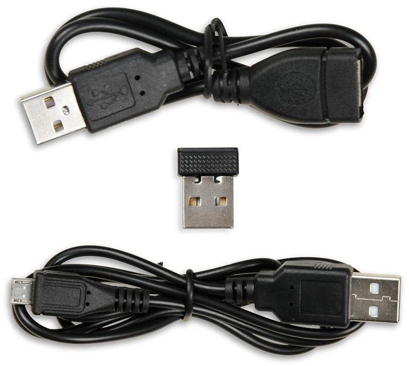 iBOX ARES 3 Smart TV Keyboard + IR + Airmouse