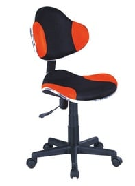 Signal Meble Q-G2 Office Chair Orange/Black