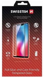 Swissten Full Face Screen Protector For Samsung Galaxy A40 Black