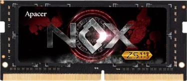 Apacer NOX 8GB 2400MHzz CL16 DDR4 SO-DIMM ES.08G2T.GEE