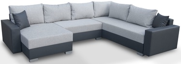 Platan Corner Sofa Gustaw 03 Light Grey