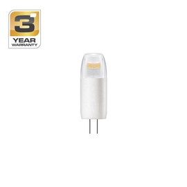 SPULDZE LED 2W G4 WW 12V ND 200LM (STANDART)