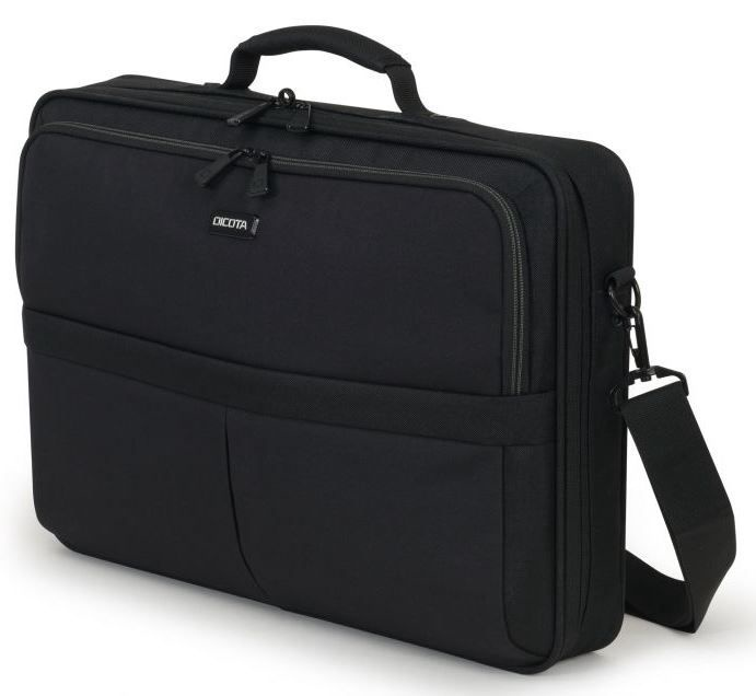 "Dicota Notebook Bag Multi Scale 12-14.1"" Black"