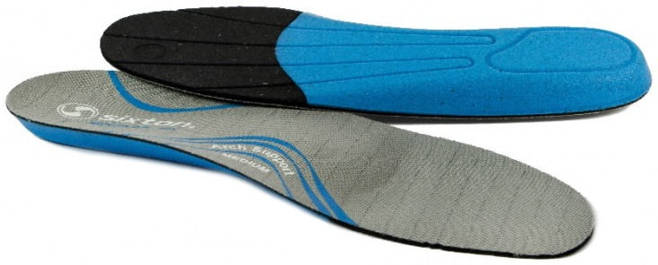 Sixton Peak Modularfit Insole Grey/Blue 47