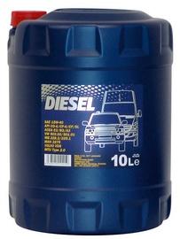 Automobilio variklio tepalas Mannol Diesel, 15W-40, 10 l