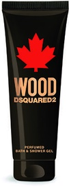 Dsquared2 Wood Pour Homme Shower Gel 250ml
