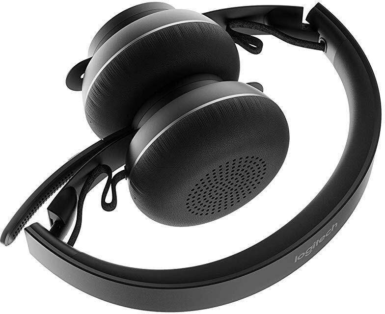 Belaidės ausinės Logitech Zone Wireless Black
