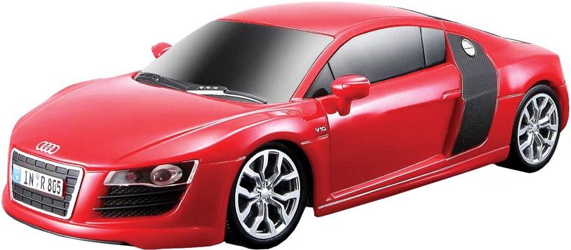 Maisto Moto Sounds 2009 Audi R8 V10 1:24 81225