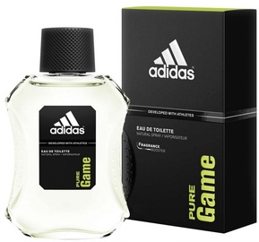 Tualetes ūdens Adidas Pure Game 100ml EDT