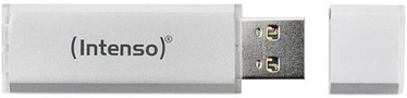 Intenso 4GB Alu USB 2.0 Silver