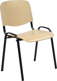 Home4you Office Chair Iso Plywood Black 075145