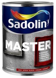 Alkīda krāsa Sadolin Master 90, 1l, spīdīga