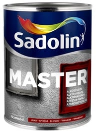 Dažai Sadolin Master 90 BW, balti, 1 l