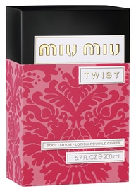 Miu Miu Twist Body Lotion 200ml