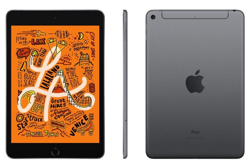 Planšetinis kompiuteris Apple iPad Mini 5 Wi-Fi LTE 256GB Space Gray