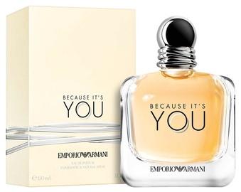 Kvapusis vanduo Giorgio Armani Emporio Armani Because It's You 150ml EDP