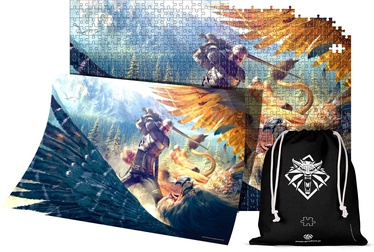 Good Loot The Witcher: Griffin Fight Puzzle
