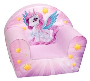 Детский стул Delta Trade DT8, розовый, 320 мм x 520 мм