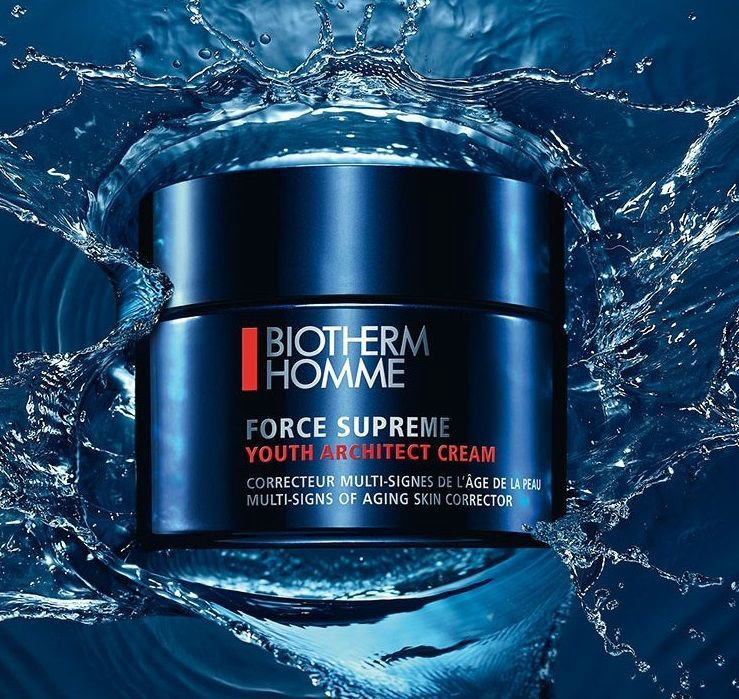 Veido kremas Biotherm Homme Force Supreme Youth Reshaping Cream, 50 ml