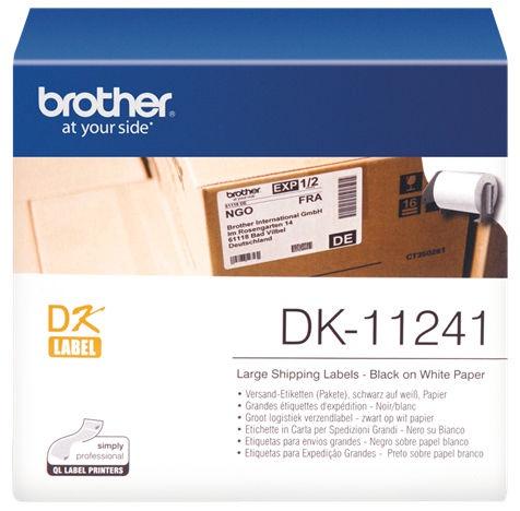 Этикет-лента для принтеров Brother DK-11241