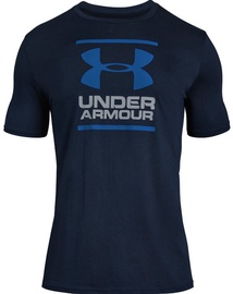 Under Armour GL Foundation T-Shirt 1326849-408 Dark Blue S