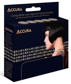 Accura Brother LC123Y Yellow 11ml