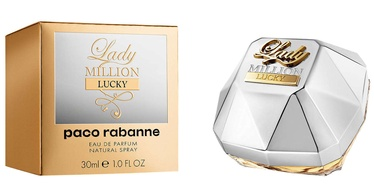 Parfüümvesi Paco Rabanne Lady 1 Million Lucky 30ml EDP