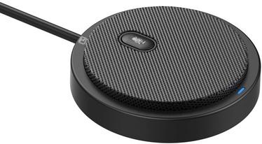 Микрофон Techly ICC SH-22, черный