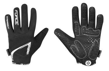 Force MTB Target Full Gloves Black L