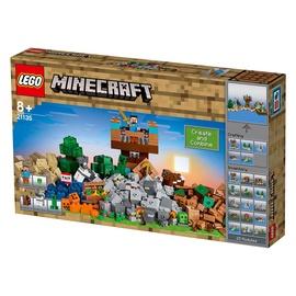KONSTRUKTOR LEGO BLOCS MINECRAFT  21135