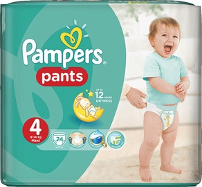 Pampers Pants S4 24