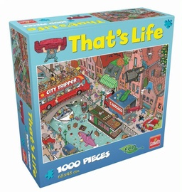 Goliath Thats Life Puzzle Moving 1000pcs 71385.006