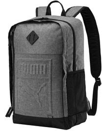 Puma S Backpack 075581 09 Gray
