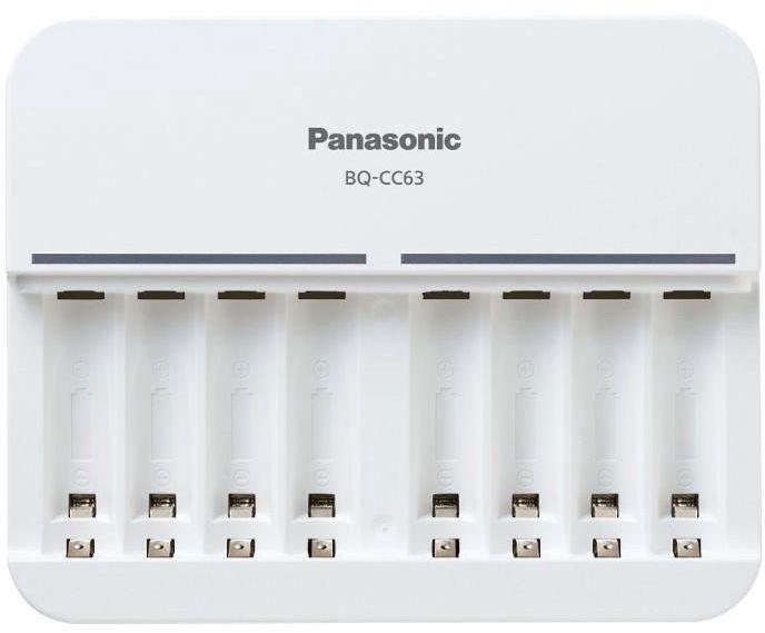 Panasonic Eneloop BQ-CC63