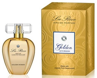 La Rive Golden Woman With Swarovski 75ml EDP