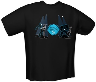 GamersWear Dirty Dancing T-Shirt Black 3XLX