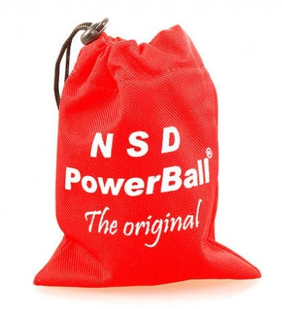 NSD Powerball Bag Red