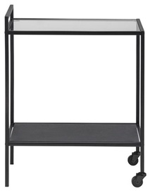 Home4you Seaford Serving Table Black