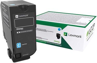 Lexmark 10K Cyan Return Program Toner Cartridge 75B20C0