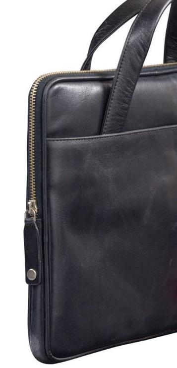 Dbramante1928 Silkeborg 13 Notebook Bag Black