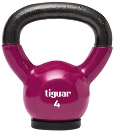 Tiguar Kettlebell Purple 4kg
