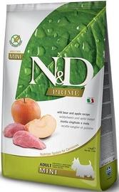 Farmina N&D Prima Wilde Boar & Apple Medium/Max 2.5kg