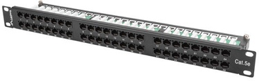 Lanberg PPU5-1048-B 48 Port Panel