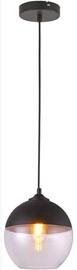 Platinet PPL014B Pendant Ceiling Lamp 40W E27 Gaja Black