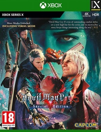 Игра Xbox One Microsoft Devil May Cry V Special Edition