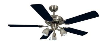 Светильник с вентилятором AP42-BC-R5W3FE, GU10, 3x50Вт