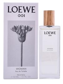 Tualetes ūdens Loewe 001 Woman 50ml EDT