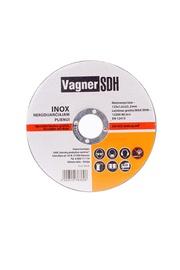 Pjovimo diskas Vagner SDH, 125 x 1.6 x 22.23 mm